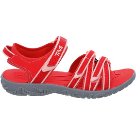 Teva Tirra Sandals Kids red